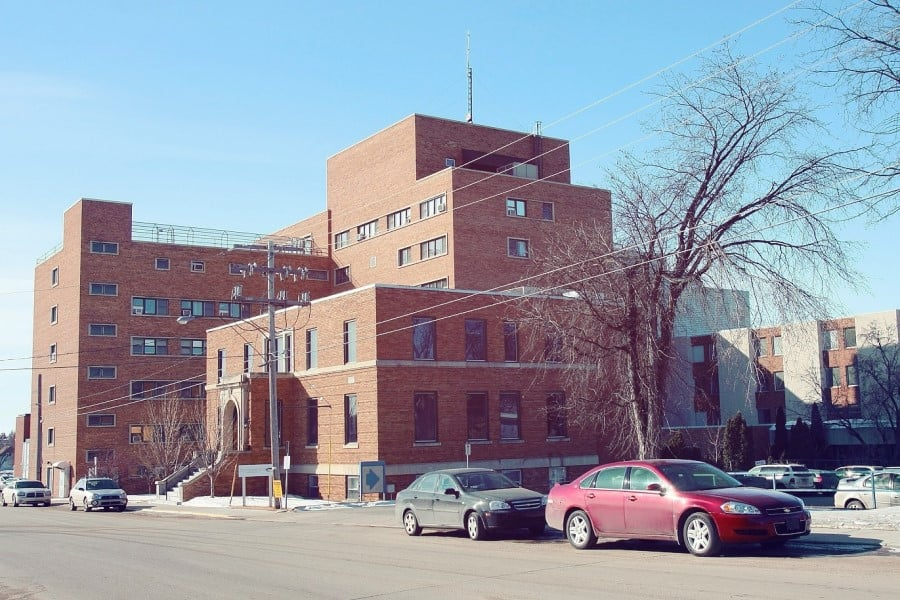 Moose Jaw Union Hospital