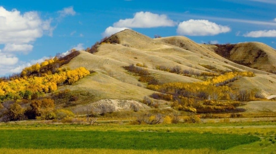 Saskatchewan's Qu'Appelle Valley